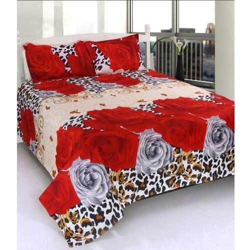 Queen Size Cotton Bed Sheet