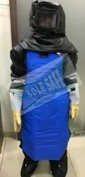Cryogenic Safety Suit