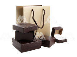 Non Brand Leather Jewelry Gift Box