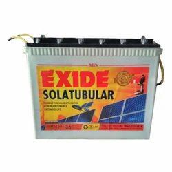 Solar Tubular Battery