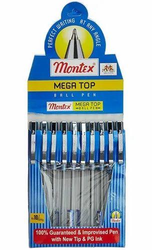 Montex Mega Top Ball Pen