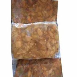 Frozen Sapota ( Chikoo ) Slices
