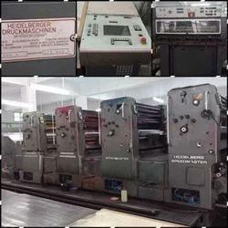 heidelberg 102v four colour offset printing machine for sale
