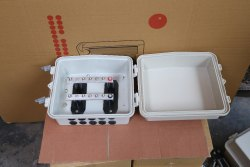 Aluminium Strip Distribution Box