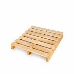 Rectangular 2 Way Two Way Wooden Pallets