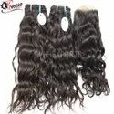 Indian Human Hair Machine Wefts