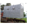 Oil Fired Curing Oven