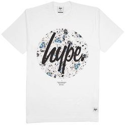 Customized White Printed T Shirt