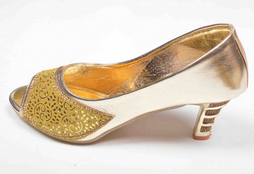 0d7e5e6481b8 Indian Attitude Designer Pencil Heel Sandal For Women