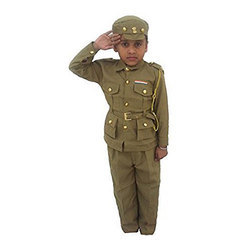Boys Policeman Fancy Dress, Size: Medium And Large