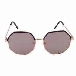 CRYA Hexa Stunner UV400 Kids Sunglasses