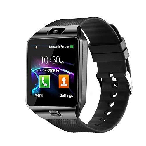 12dbdcc4b DZ09 Bluetooth Smart Watch With Camera E-124
