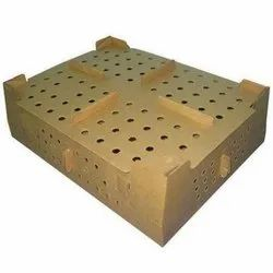 Brown Double Wall - 5 Ply Corrugated Chick Box