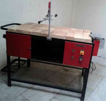 Gas Welding Table With Positioner