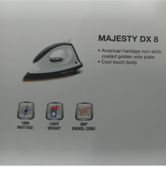 Plastic Bajaj Majesty Dx 8 Iron