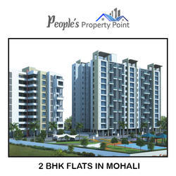 Ready to Move 2 BHK Flats
