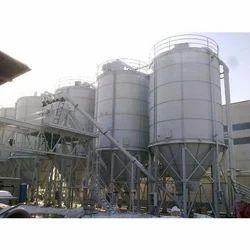 Mild Steel Storage Silos