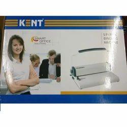 Kent Spiral Binding Machine
