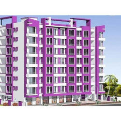 Residential Flats Rental Service, Area: 3BHK