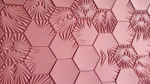 Helix Red Mdf Decorative Exterior Board 18 And 25 Rs 175 Square