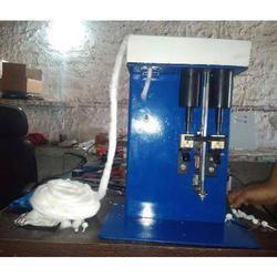 Semi Automatic Cotton Wicks Making Machine
