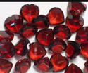 Pear Shaped Garnet