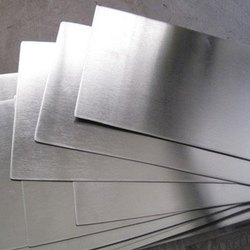 Rectangular Titanium Sheet