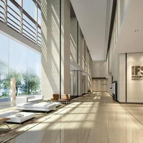 Lobby Interior Designing लॉबी इंटीरियर डिजाइनिंग