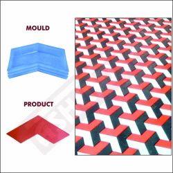 Arrow Paver Moulds 60 MM 613B - Sand