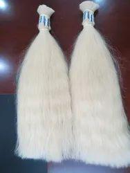 Hair King Raw Indian Blone Colour Hair