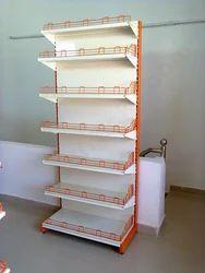 Wall Unit Mesh Rack