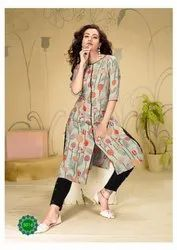 Kajal Style New Launching Kurti For Ladies