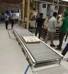 Conveyor System in Gurgaon, वाहक प्रणाली