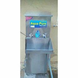 站立水上纯商业净水器