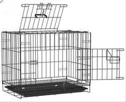 Dog Cages 1.5 Ft Metal Dog Cages For Dogs.