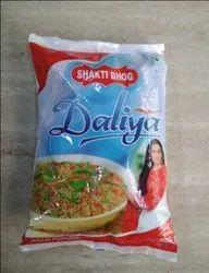 Brown Shakti Bhog Dalia, Packaging Size: 500 Gm, High In Protein