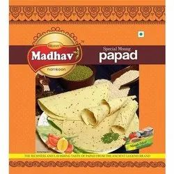 Special Round Moong Papad