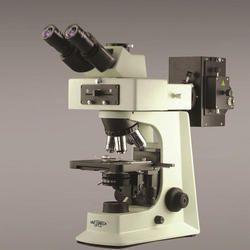 Trinocular Fluorescent Malaria Microscope