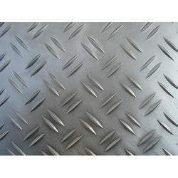 Stainless Steel Checkered Sheet 304