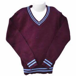 Hosiery Both School Uniform Sweater