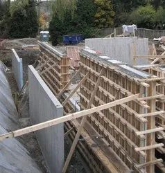 10 feet Wooden Wall Formwork