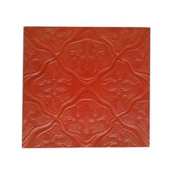 Cement Designer Tile Moon Light, Size: 15x15 Inch