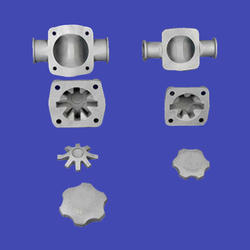 Forged Valve Parts Casting