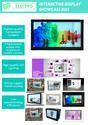 Interactive Product Display Showcase Box