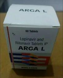 Arga L Lopinavir And Ritonavir Tablet