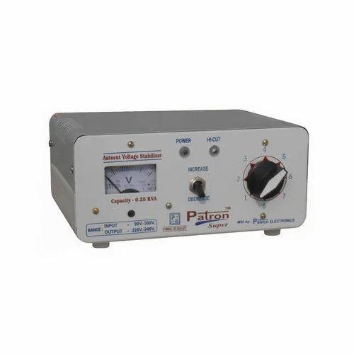 Autocut Voltage Stabilizers - Super Voltage Stabilizer