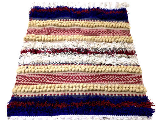 Sge Square Recycled Rag Rugs Rs 75