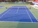 Sport Acrylic Flooring