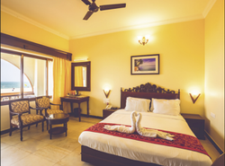 Deluxe Sea View Rooms Rental Service