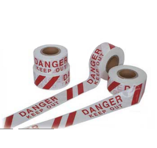Road Safety Equipments Barricator Tape Manufacturer From